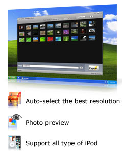 how to put ipod photos on your computer